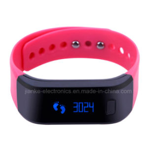 Water Resistant Smart Bluetooth Bracelet with Logo Printed (4005)