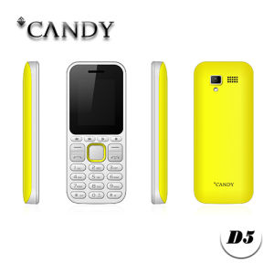 Quad Band Dual SIM Cards 1.8 Inch Feature Phone pictures & photos