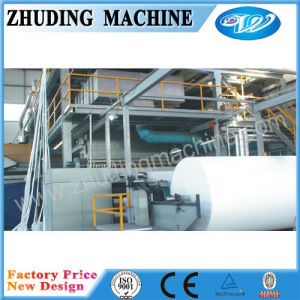 Automatic S/Ss/SMS PP Spunbond Non Woven Fabric Making Machine pictures & photos
