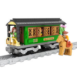 Building Blocks Children Train Education Toy (H0268589) pictures & photos