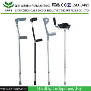 Folding Stainless Steel Adjustable Walking Aids for Elderly