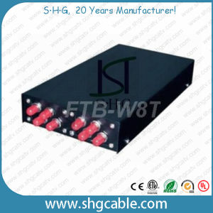 8 Ports Wall Mounted Fiber Optic Terminal Box (FTB-W8T) pictures & photos