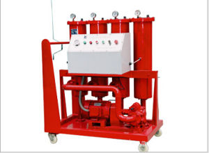 Portable Engine Oil Purification Device Lube Oil Purifier