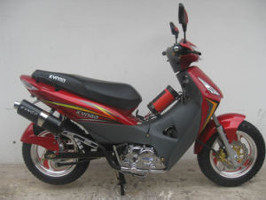 Popular and Safe 135cc Cub Motorbike with MP3 Player