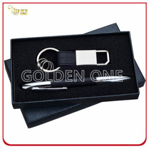 Creative Metal Key Chain and Click Pen Gift Set pictures & photos