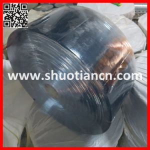 DOP Soft Plastic Clear PVC Strip (ST-004) pictures & photos