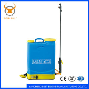 Factory Sales Mist and Duster Electric Power Sprayer (3WD-16)