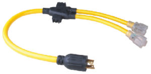 UL AC Power Cord for Use in North American 301 pictures & photos