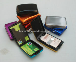 Factory High Quality Multi Function Card Wallet for Business Trip pictures & photos