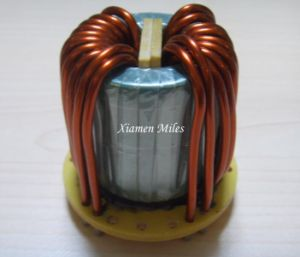 Common Mode Chock Double Core High Current Filter