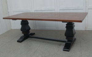 Stereoscopic Dining Table Antique Furniture