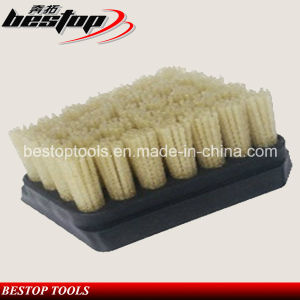 L105mm High Quality Strengthened Diamond Abrasive House Brush pictures & photos