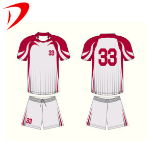 Sublimation Printing Soccer Jersey T Shirts Wear White Orange Black Chinese Website Match Jerseys Sports Wear Patches Original Clothing Apparel Soccer ...