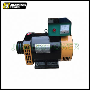 St-3kw 3kVA Single Phase AC Synchronous Brush Alternator for Power Generation