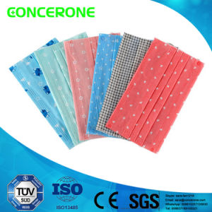 Safety Product Nonwoven Face Mask (dust mask) pictures & photos