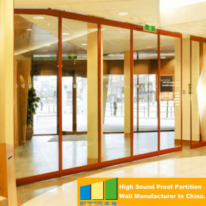 Aluminium Glass Partition Walls for Office Meeting Room