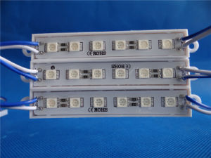 Hot Sale 5050 6LEDs SMD LED Module with Epistar pictures & photos