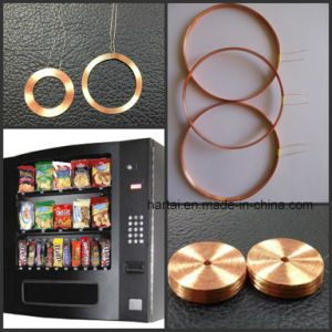 Air Core Coil Made for Vending Machine (Electromagnetic Coil, Inductor)