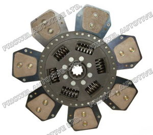 Clutch Disc for Tractor (305*16*45) pictures & photos