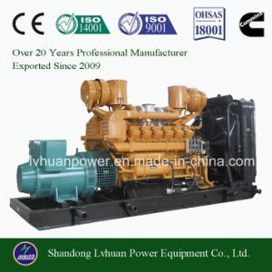 AC Three Phase with Power 1MW to 5MW Diesel Generator pictures & photos
