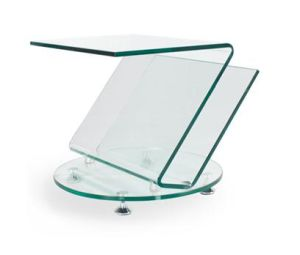 New Style Glass Side Table of Home Using (TB-112)