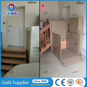 China 5.5m Outside Exterior Wheelchair Lift Elevator of The Cost ...