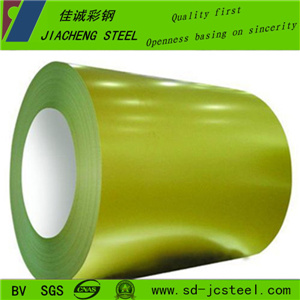 China Boxing Pre-Painted Galvanized Steel Coil for Roof Material
