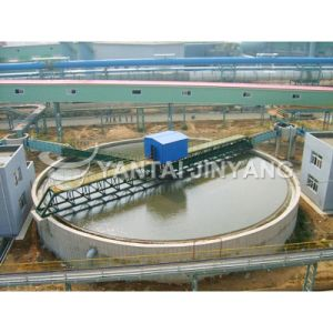 Customized Mineral Slurry Sedimentation Tank, Thickener Machine