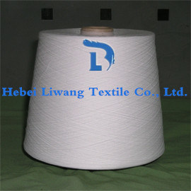 100% Polyester Spun Yarn 20s Virgin/ Close Virgin/ Recycled