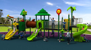Wood Series Outdoor Playground HD15A-030A pictures & photos