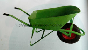 Popular Heavy Duty Beautiful Strong Wheelbarrow pictures & photos
