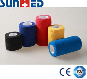 Non Woven Cohesive Bandage pictures & photos