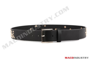 Fashion PU Studded Belt (Maco245)