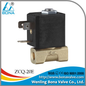 Wire Feeder Solenoid Valve (ZCQ-20B) pictures & photos