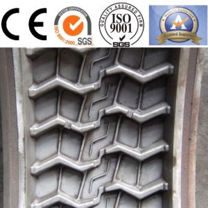 High Quality Solid Tyre Mould Structure