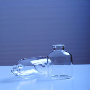 25ml Injection Glass Vial for Pharmaceutical Packaging pictures & photos