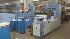 Wool Thread Making Machine/Carding and Combing Machine in Textile Machinery pictures & photos