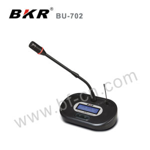 Bu-3940 Professional UHF Wireless Conference Microphone System pictures & photos