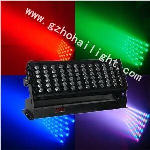 72*3W Outdoor Light LED Wall Washer for Stage Light