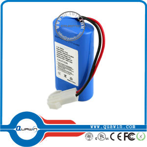 18650 Battery Pack 3.7V 4400mAh-6800mAh Li-ion Battery Pack pictures & photos