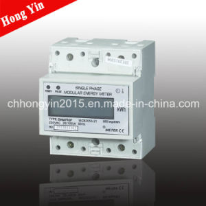 DRM75sf Single Phase Electronic Watt-Hour Meter pictures & photos