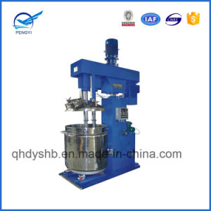 SGD Series Hydraulic Lifting Dispersion Machine Putty Mixer Paint Mixer