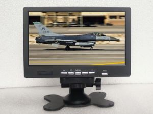"New 7"" Car Monitor with AV/TV pictures & photos"
