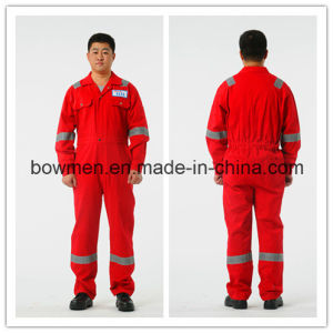 100%Cotton Flame Retardant Cheap Workwear for Protection