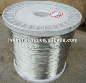 Nch-W2 (Ni60Cr15) Bright Annealed Soft Nichrome Wire 1.22mm Special for Korea Market