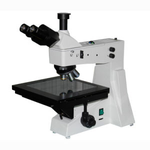 Upright Metallurgical Microscope (Ums-350) pictures & photos