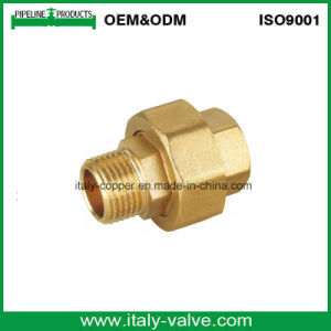 Customized Top Quality Brass Forged Union/Brass Fitting (AV-BF-7027) pictures & photos