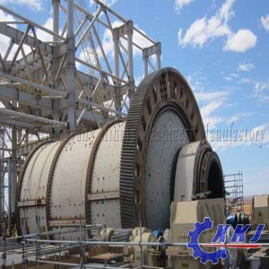 High Efficiency Wet Ball Mill for Stone