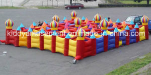 Popular Inflatable Obstacle Course Inflatable Maze Games for Children Adult
