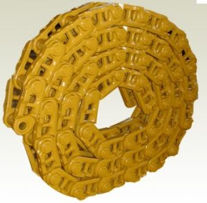 Excavator Track Chain Assy (PC400)
